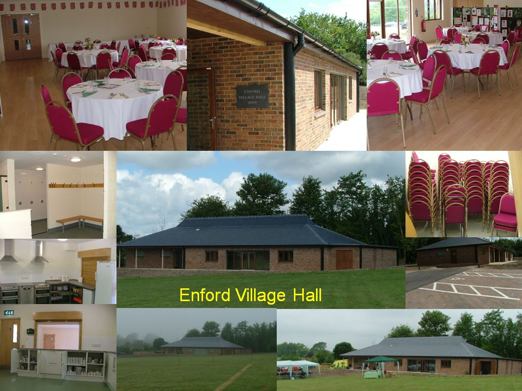 Enford Village Hall